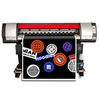 DX5 Head Eco Solvent Printer 160cm Wide Format 1440dpi Resolution Poster Printer Outdoor Vinyl Banner Printing Machine
