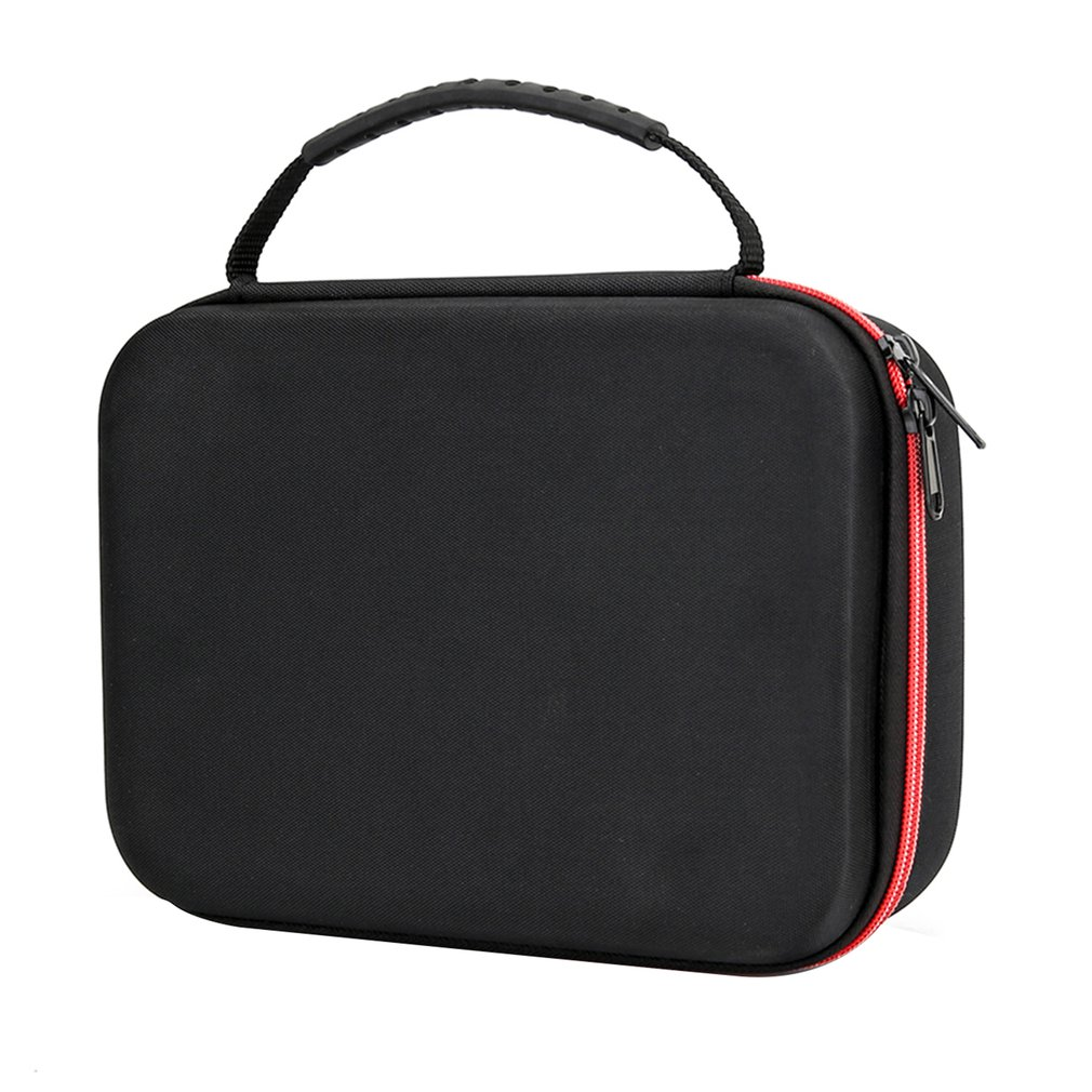 Carrying Case Storage Bag Mini Drone Accessories Wear-resistant Fabric Compact and Portable for DJI Mavic Camera Not Included