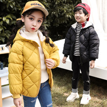 2019 NewChildren Jackets Kids Girls Boys Coat Children Winter Outerwear & Coats Casual Baby Clothes Autumn Parkas