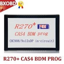 Melhor qualidade r270 cas4 bdm programador r270 + v1.2 para bmw chave prog r270 para cas4 ews4 r270 programador obd2 ferramenta de diagnóstico
