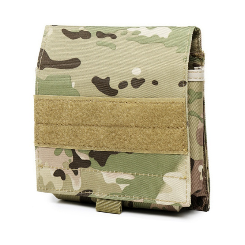 Muti-functional 600D Molle Magazine Storage Bag Tactical Pouch For Air Gun Pistol Holster Bag Hunting Accessories Pack