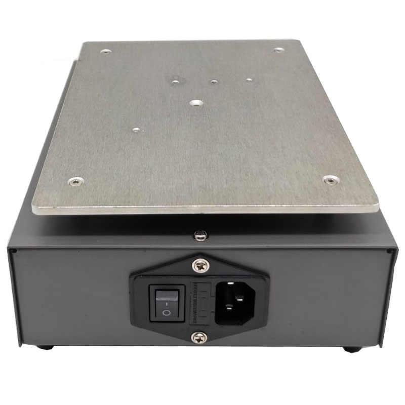 Pemanasan Stasiun KR-848R Pelat Pemanas untuk Ponsel Layar LCD Separator Preheater Thermostat Digital Platform Lebih Baik 946S