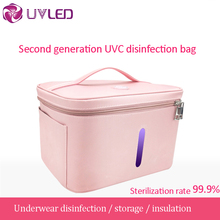 Disinfection-Box Sterilizer LED for Underwear Nail-Art-Tools Beauty 8w Portable
