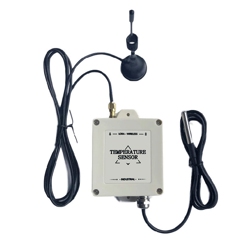 Image 3 - Freeshipping ds18b20 temperature sensor lora wireless temperature logger 433mhz/470mhz  probe temperature transmitter-in Fixed Wireless Terminals from Cellphones & Telecommunications