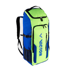 Portable Polyester Badminton Tennis Backpack Adults Training Raquete Fit 1-3 Racket Tennis Storage Bag Squash Racquet Sport Bags 2pc lot fangcan aluminum squash racquet high end titanium brand squash racket cover and grip as gift