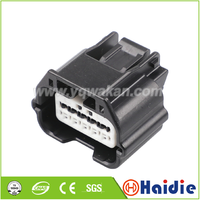 Free Shipping 2sets 10pin Auto Female Electric Plug Auto Waterproof Wiring Cable Connector 7283-8856-30