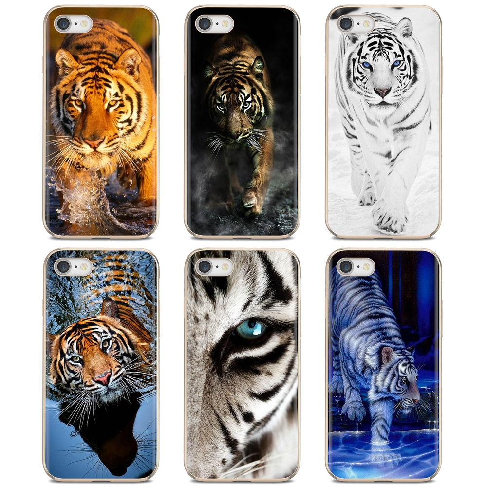 Trippy Feral Digital Tiger Fractal Designer Silicone Phone Case For Motorola Moto G G2 G3 X4 E4 E5 G5 G5S G6 Z Z2 Z3 C Play Plus