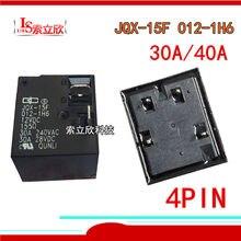 5 TEILE/LOS Original Neue Relais JQX-15F 012-1H6 12VDC JQX-15F-012-1H6 30A/40A JQX 15F 012 1H6 12V 4PIN