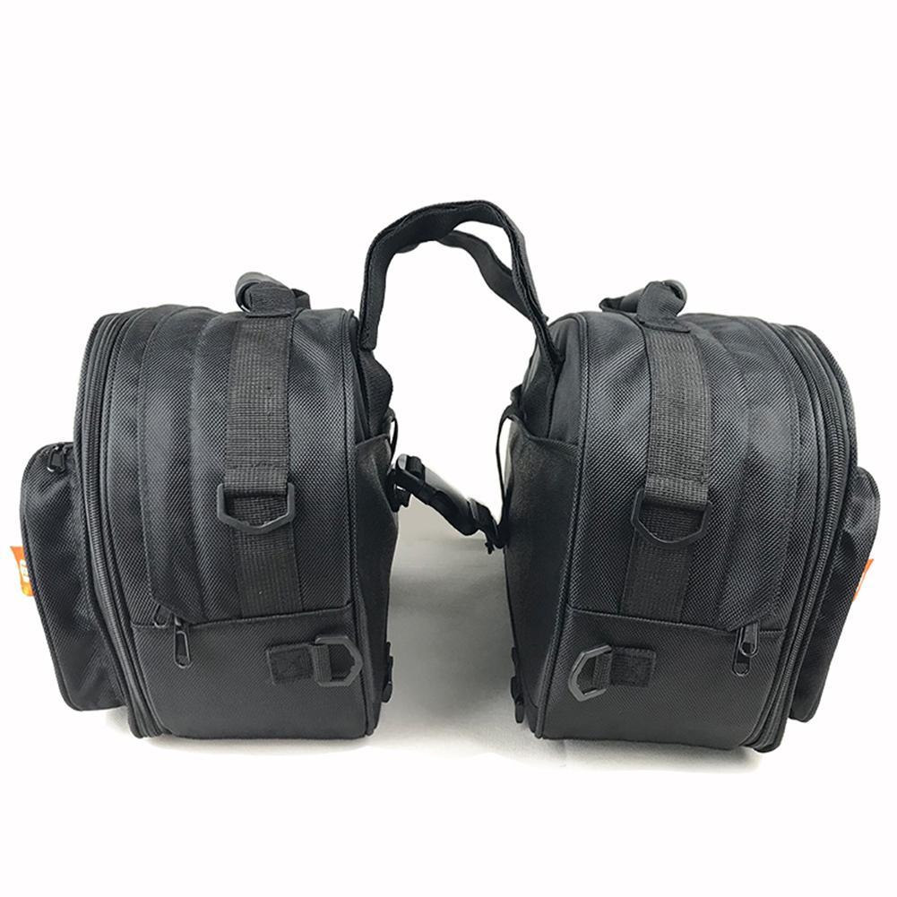 Sac de selle de Moto étanche course casque de Moto sacs de voyage valise sacoches imperméable pour Moto sac de siège arrière