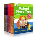 52 livros/conjunto 4-7 nível oxford história árvore bebê inglês história imagem livro bebê crianças brinquedos educativos