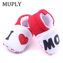Baby Shoes Infant Toddler Baby-Boys-Girls Indoor First-Walker Animal Soft-Sole Newborn