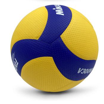 2020 w nowym stylu wysokiej jakości siatkówka V300W konkurs profesjonalna gra siatkówka 5 kryty piłka do siatkówki tanie i dobre opinie CN (pochodzenie) Kryty piłka treningowa
