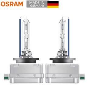 Image 4 - OSRAM D1S D3S ксеноновая Автомобильная фара Автоматическая супер Автомобильная Лампа Холодный Белый Оригинал 5500K 12V 35W HID CBI холодный синий Advance (2 шт.)