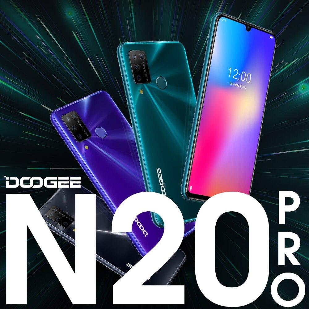 DOOGEE N20 Pro Helio P60 6 Гб RAM + 128 ГБ ROM| |   | АлиЭкспресс - Лучшие смартфоны с Алиэкспресс