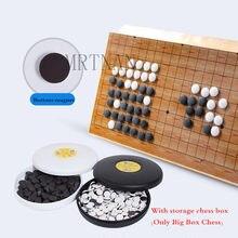 Weiqi – Table pliante pour dames, jeu d'échecs magnétique, 2021