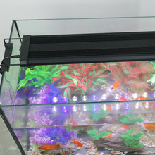 Aquarium Light Extendable-Brackets Fish-Tank Coral-Reef Led-Lamp Gako 18W with Colorful