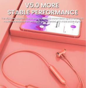 Image 5 - Neueste Sport Bluetooth Kopfhörer Picun X3 IPX6 Wasserdicht Sweatproof Lauf Bluetooth Drahtlose Kopfhörer Magnetische Design Halsband