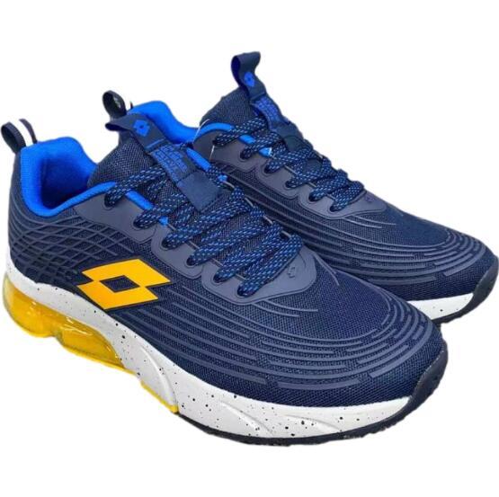 LOTTO Hombres Maratón Zapatos De Los Hombres Ligero Aire Atlético Zapatos De Running Transpirables A Prueba De Golpes A Prueba De Zapatillas De Correr