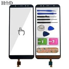 5.99 écran tactile Mobile pour Leagoo Z15 écran tactile numériseur panneau avant verre écran tactile outils 3M lingettes de colle