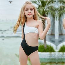 2021 Купальник для девочек купальный костюм one piece Детские