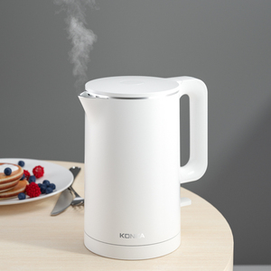 Image 2 - KONKA electric kettle 1.7L Large capacity 1500W smart water kettle Precise temperature control