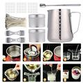 1 Set von 116 stücke Kerze, Der Werkzeug Diy Kerze Materialien Liefert Wachs Tasse Kit Kerze, Der Kit Diy Kerze handwerk Werkzeug für DIY