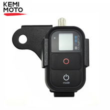 For BMW R1200GS F700GS F800GS G310R G310GS R1250GS F750GS F850GS R 1200 Front Bracket For GoPro Remote Control Motorcycle Parts