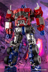 Image 3 - COMIC CLUB BMB AOYI Transformation LS 13 OP Commander LS13/LS13B Oversize SIEGE Series SS38 With Light Action Figure Robot Toys