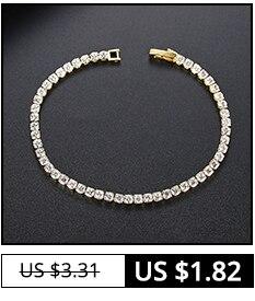 corrente ouro prata cor bling cz zircon