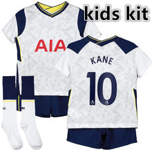 new kids kit REGUILON 2020 2021 TottenhamES shirt BERGWIJN HOJBJERG SON KANE DELE BALE LUCAS LAMELA Top Quality child Shirt