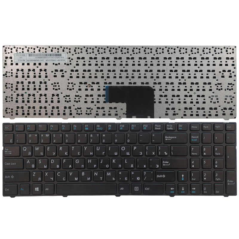 جديد لوحة مفاتيح روسية ل DNS Pegatron C15 C15A C15E PG-C15M C17A DEXP V150062AS4 0KN0-CN4RU12 MP-13A83SU-5283 RU لوحة المفاتيح