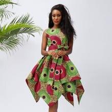 Африканские платья для женщин 2020 Новое модное платье kente