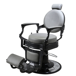 Luxus Retro Hohe-ende Stuhl Neue Haarpflege Stuhl Antike Öl Kopf Friseur Stuhl Kann Setzen Unten Rasieren schönheit Salon Stuhl