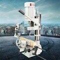 MK361A многофункциональный деревообрабатывающий шипорезный Станок Бытовая малая скамья сверлильный станок для обработки отверстий 220 в 750 Вт ...