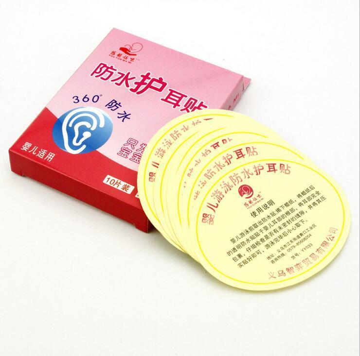 Earmuff Protection Waterproof Infant Stickers Medical Use Baby Swimming Ear Bath Ear Newborn Children Earplug