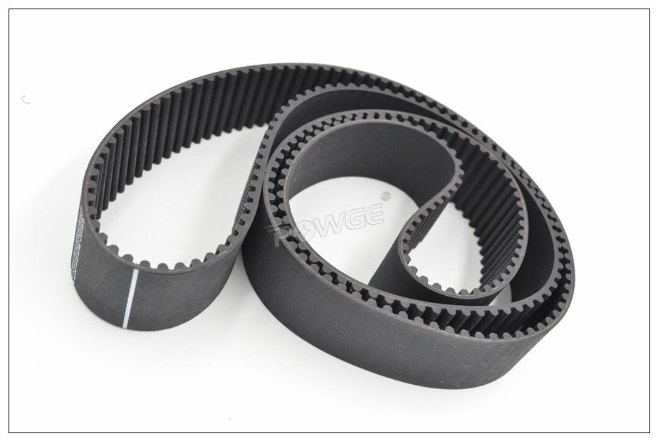 25 mm Breit 150 Zähne Timing Belt 750 5M Zahnriemen HTD