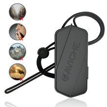 AVICHE Fashion Personal Wearable Air Purifier Necklace Mini Portable Freshener Ionizer Negative Ion Generator