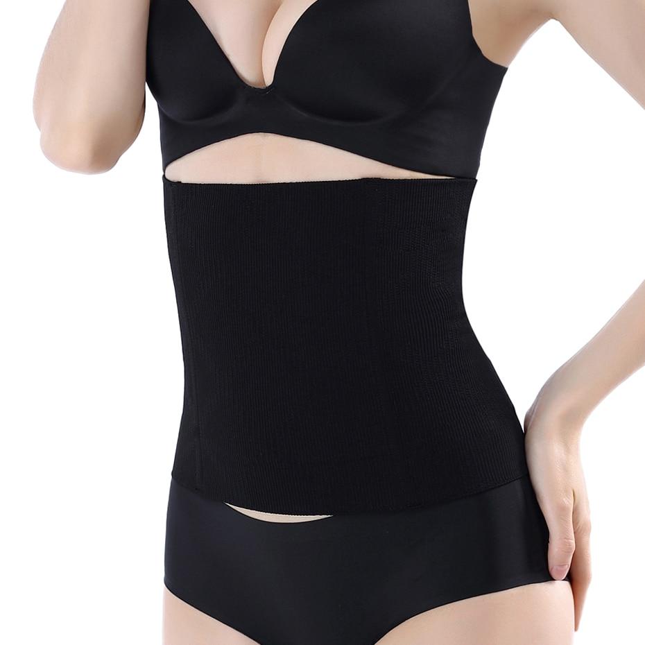 CXZD Body Shaper Waist Trainer Corset Waist Belt slimming modeling strap Belt Shapewear Slimming Corset (6-3)
