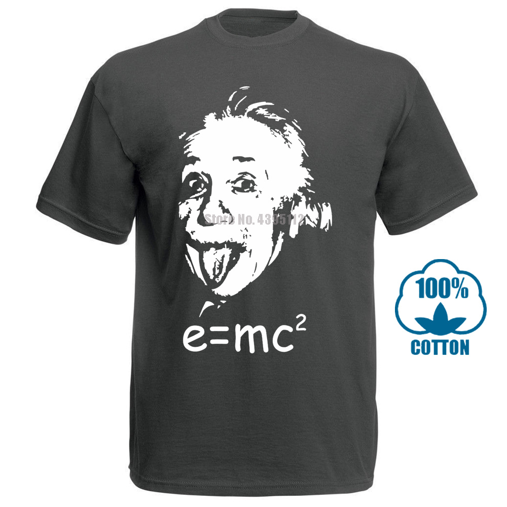 T shirt t-shirt Albert Einstein e=mc2 harvard