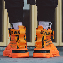BIGFIRSE zapatillas de deporte para Hombre, venta al aire libre, Zapatos de tendencia transpirable para Hombre, mocasines, nuevos Zapatos para Hombre, Zapatos de moda para hombres con cordones