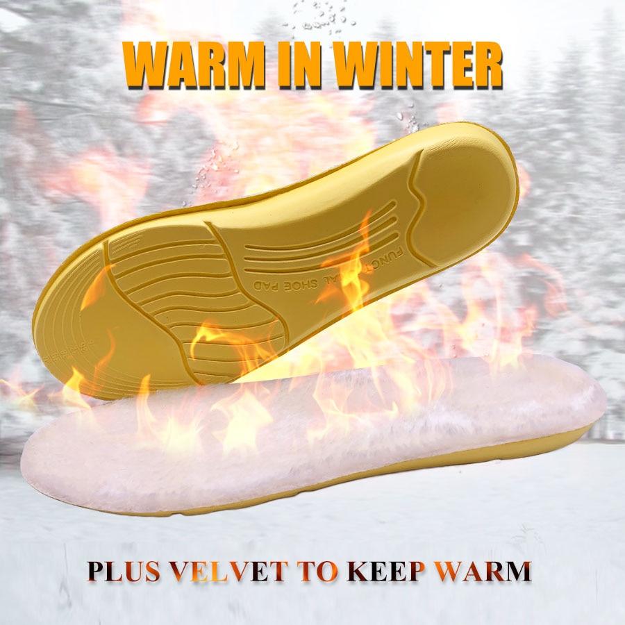 Зимние теплые стельки с подогревом, стельки для обуви, мягкие, толстые, теплые, кашемировые стельки, теплые, зимние ботинки, меховые стельки|Стельки|   | АлиЭкспресс