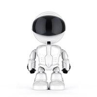 Home Security Smart Roboter IP Kamera 1080P HD Drahtlose WiFi Kamera Nacht Vision Baby Monitor CCTV Überwachung Kamera YCC365 APP-in Überwachungskameras aus Sicherheit und Schutz bei