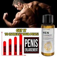 Aceite de crecimiento espesante del pene para hombre, miembro grande, aumento de la erección líquida del pene, mejora el cuidado de la salud, agrandar el masaje