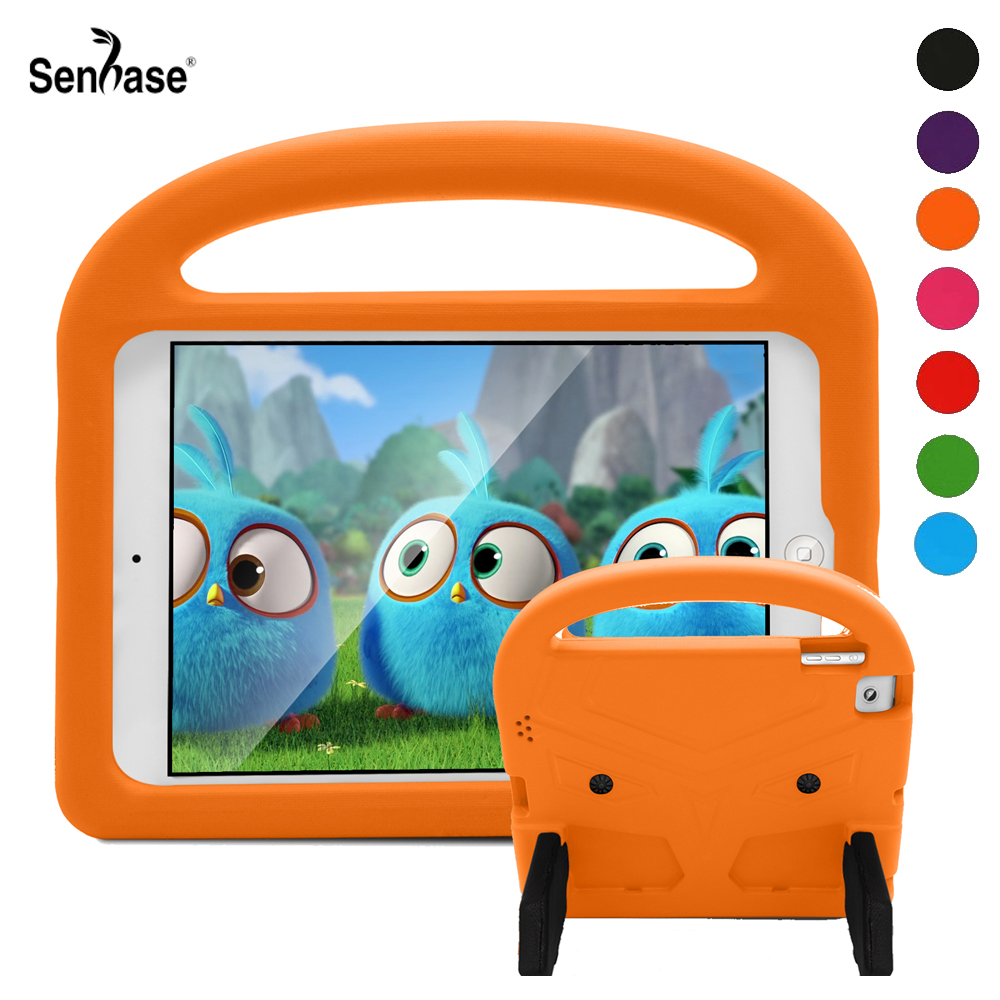EVA Portable Stand Kids Safe Foam Shockproof Tablet Cover For Apple iPad 2 3 4 A1458 A1459 A1460 A1416 A1403 A1397 A1396 Case image