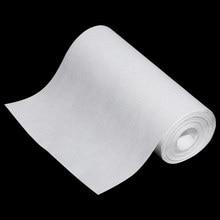 Tela no tejida soplada de 5/10/20M, tela no tejida a prueba de polvo para manualidades