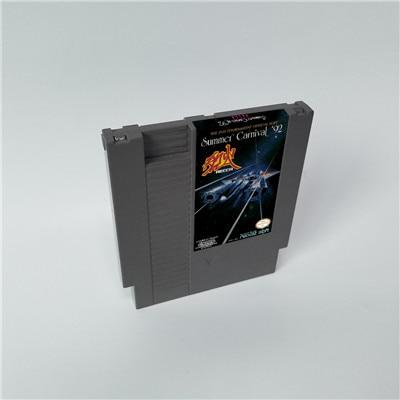 Summer Carnival '92 - Recca - 72 Pins 8bit Game Cartridge