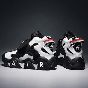 ¡Novedad de 2020! Zapatillas de baloncesto Jordan con amortiguación para hombre, zapatillas de baloncesto de piel de ante de calidad, calzado para deportes al aire libre transpirable para hombres