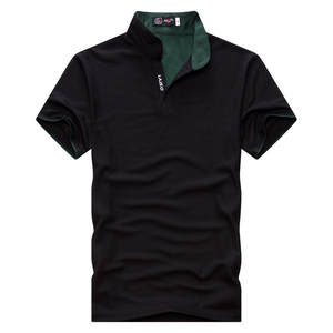 T-Shirt Plus-Size Short-Sleeve Slim Summer Fashion-Brand New The Casual 3XL Solid Men