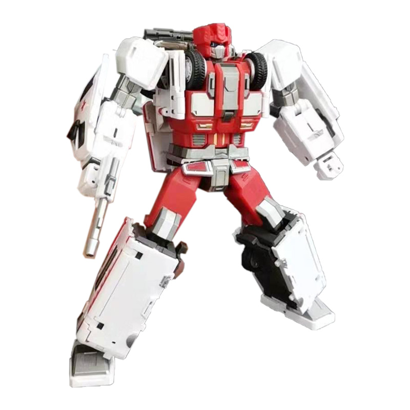 2018 Transformers Toy Generation GT-08B Guardian Copter G1 Defensor Blades HOT