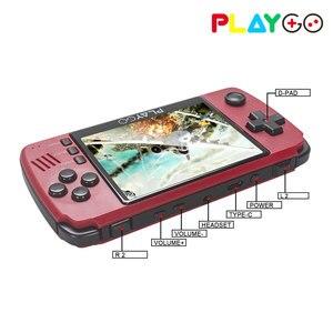 Image 4 - Игровая консоль Playgo, 3,5 дюйма, с SD картой на 16 Гб
